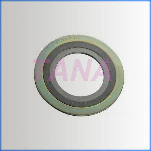 inner and outer metal ring graphite gasket