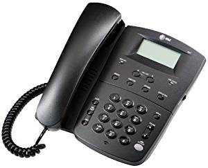 AT&T 957 Speakerphone with Caller ID/Call Waiting (Dove Gray)