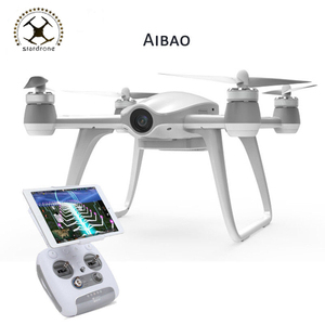 2016 New Walkera Drone Aibao 280mm RC quadcopter with 4k camera for VR Game
