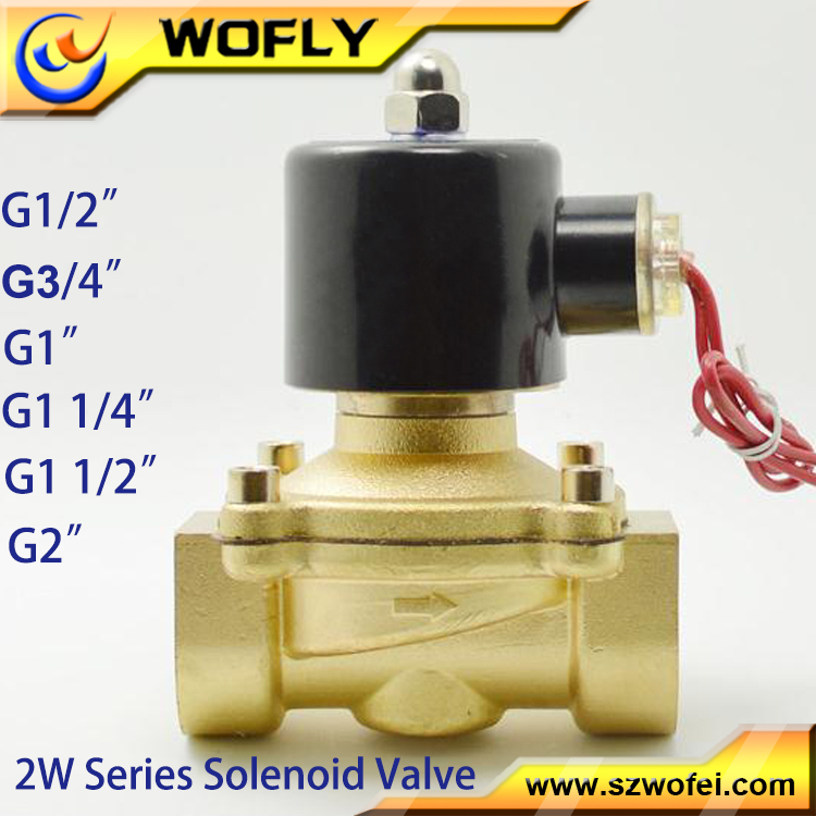 Dc 6v 20v 1 4 2 Inch Solenoid Valve With Pulse Power For