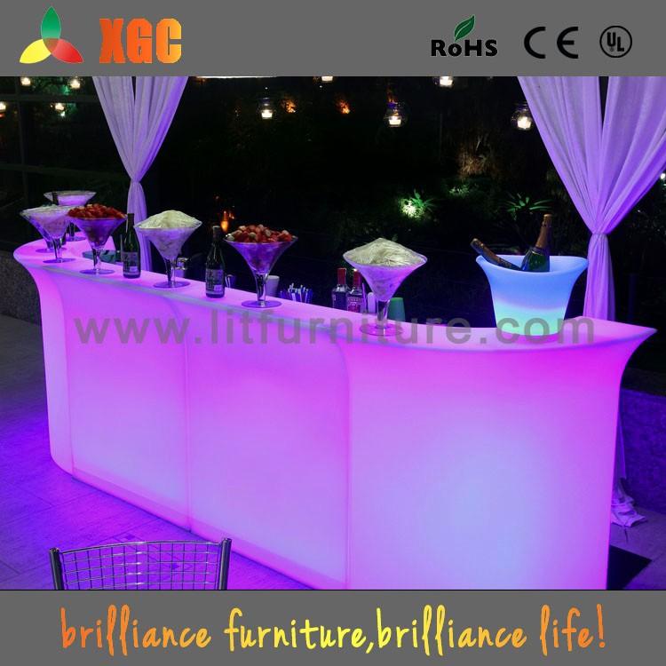 portable bar counter/mobile counter design/promotion counter - buy, Gartenarbeit ideen