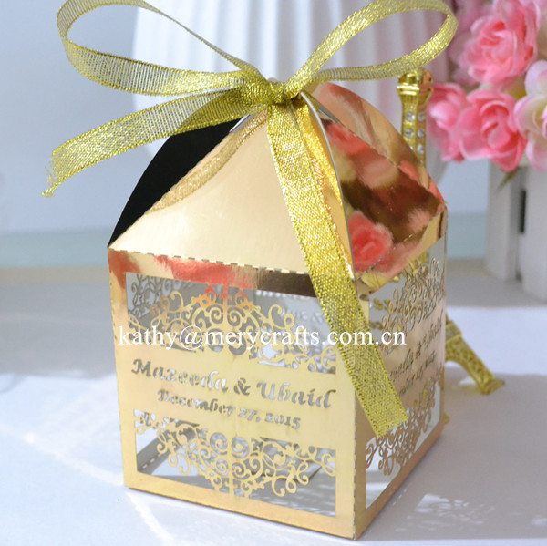 Paper Box Arabic Wedding Favors Wholesale Islamic Wedding Favors