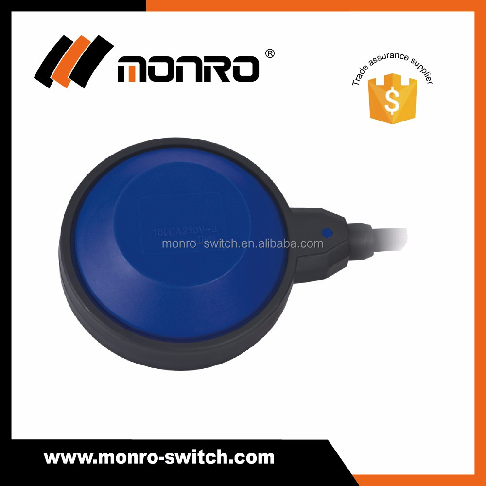0020 FPS-4 zhejiang monro magnetic level float switch wholesalers micro float switch submersible sewage water pump