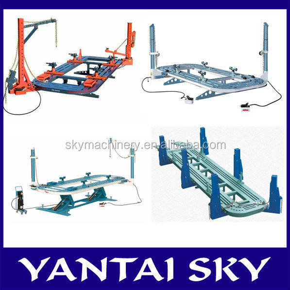 FL3 factory price/Hydraulic system/pdr tools/auto body frame machine