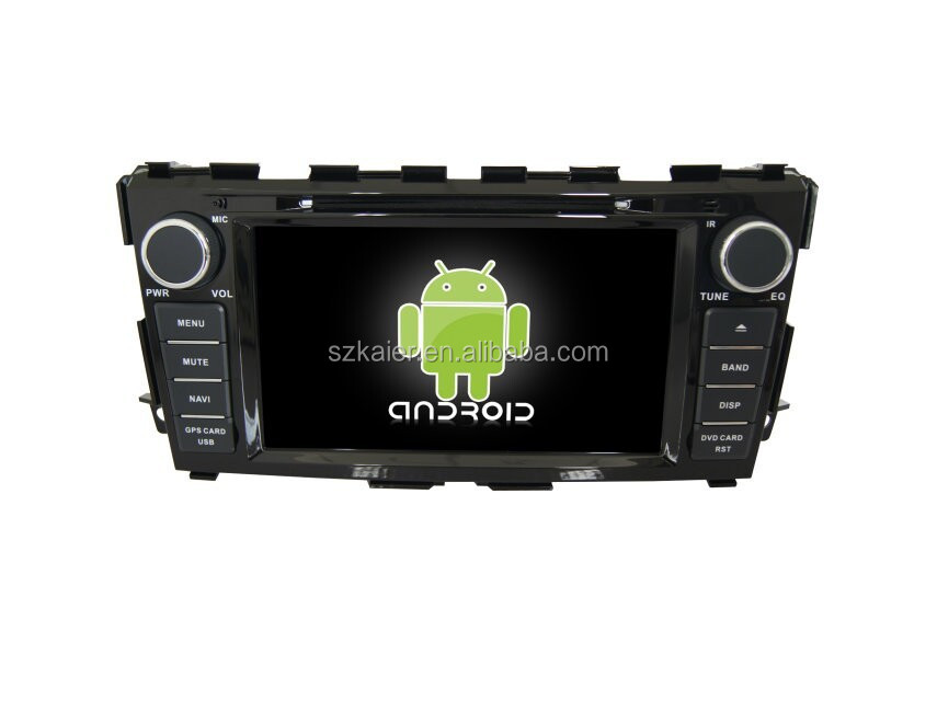 Android quad core ,android gps dvr for Nissan Teana 2014 DVD player with radio bluetooth 3G WIFI
