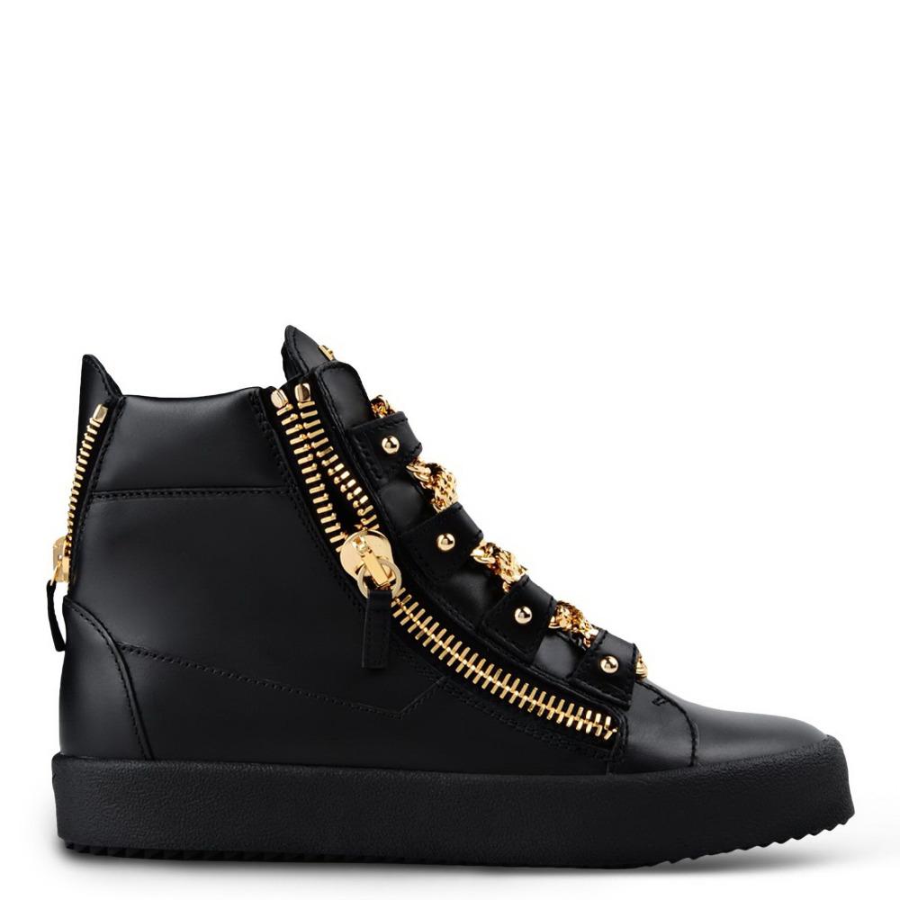 Black Shoes No Laces