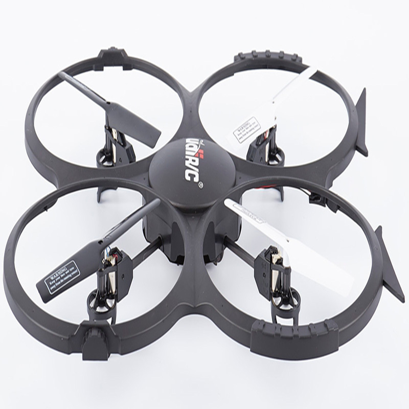 2015 mjx RC drone helicopter RC drone with camera FPV Built-in LiPo battery 1280 * 720p HD Camera U818A 4 Channels