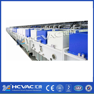 sheet float glass mirror aluminium coating plant/mirror glass aluminium coating production line