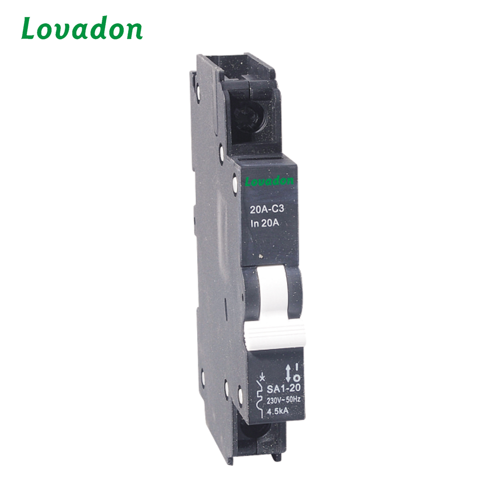 SA Series MCB 6kA Breaking Capacity Miniature Circuit Breaker