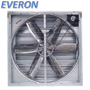 Super quality galvanized steel poultry farm equipment/poultry farming  ventalation/poultry farm cooling fan