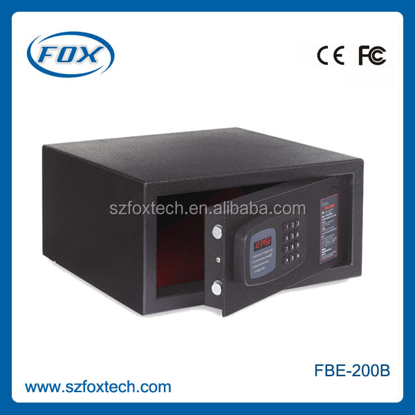 Newly design hotel safe box ,cheap hotel safe,safe manufacturers national association