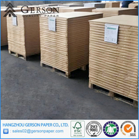 230-450gsm White Coated Duplex Paper Board
