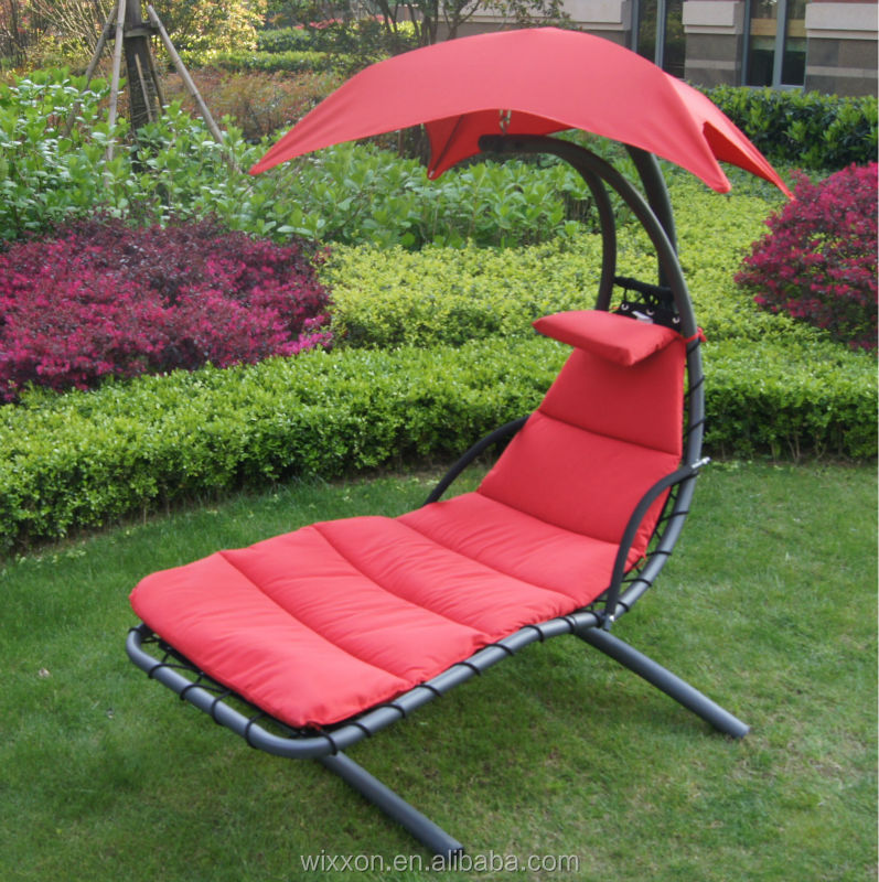 2014 Most Popular Garden Canopy Hanging Leisure Garden Single Swing Chairs