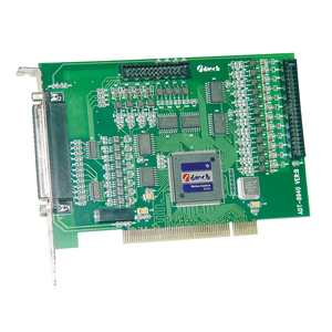 PCI bus PC card ADT-8940A1 4 axis Motion Control Card with accessories wiring board and data lines