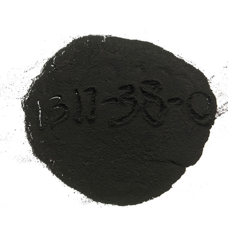 CAS 1317-38-0 copper oxide powder with 80nm nano CuO powder