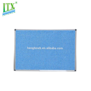 High quality photo display decorative massage bulletin magnetic pin board bulletin board