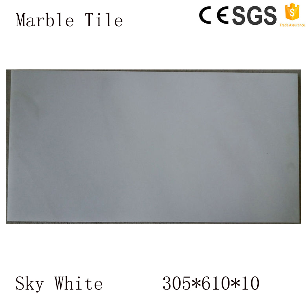 Sky White ceramic tile kuwait with CE certificate