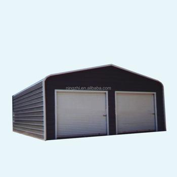Portable Garage Shelter And Roller Door Carport Garage For ...