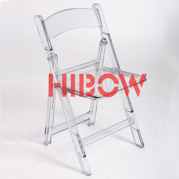Clear Acrylic Resin Folding Chairs For Party Wedding Event Rental Business    Buy White Resin Wedding Folding Chairs For Sale,Cheap White And Clear  Folding ...
