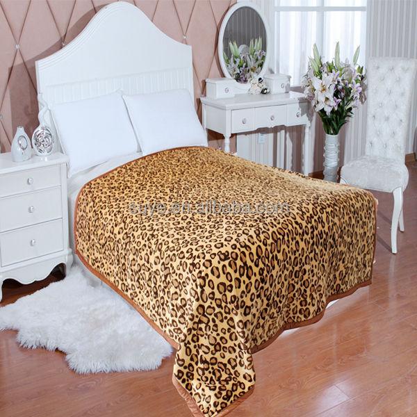 China Factory Australian Merino Wool Blanket Thick Raschel Blanket ...