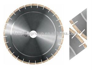 Horizontal Cutting Saw Blade And Segment For Marble - Silver Brazed (High Frequency Welding)
