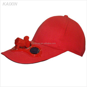 0bba1b4cd14 solar battery fan hat