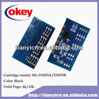 for Samsung ml 3470 Compatible Toner Reset Chip