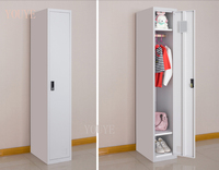 china high quality colorful metal locker cabinet
