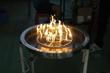 Outdoor Gas Feuerstelle Pfanne Propan Natrual Gas-umrüstsatz - Buy ...