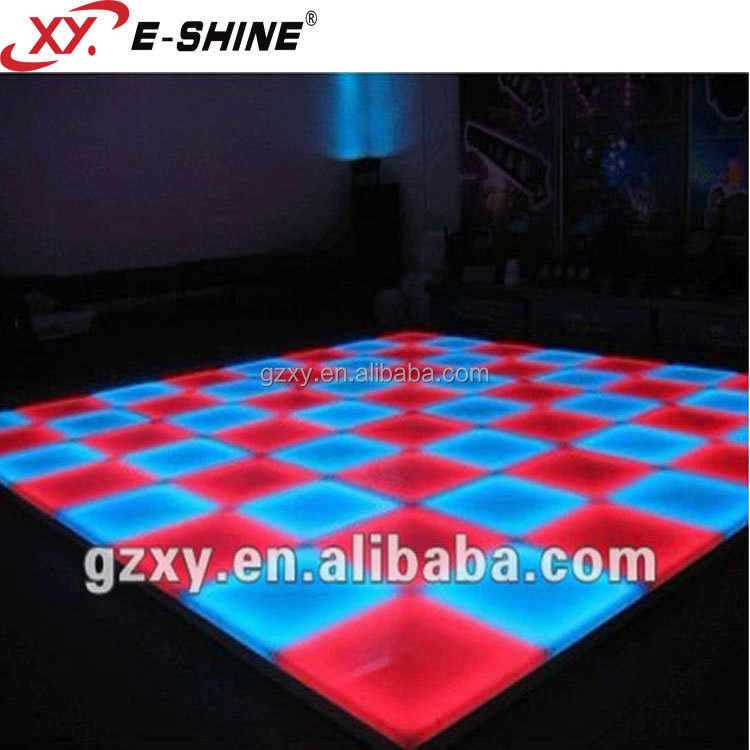 stage lighting equipment ip65 outdoor dance floor portable /led disco panel