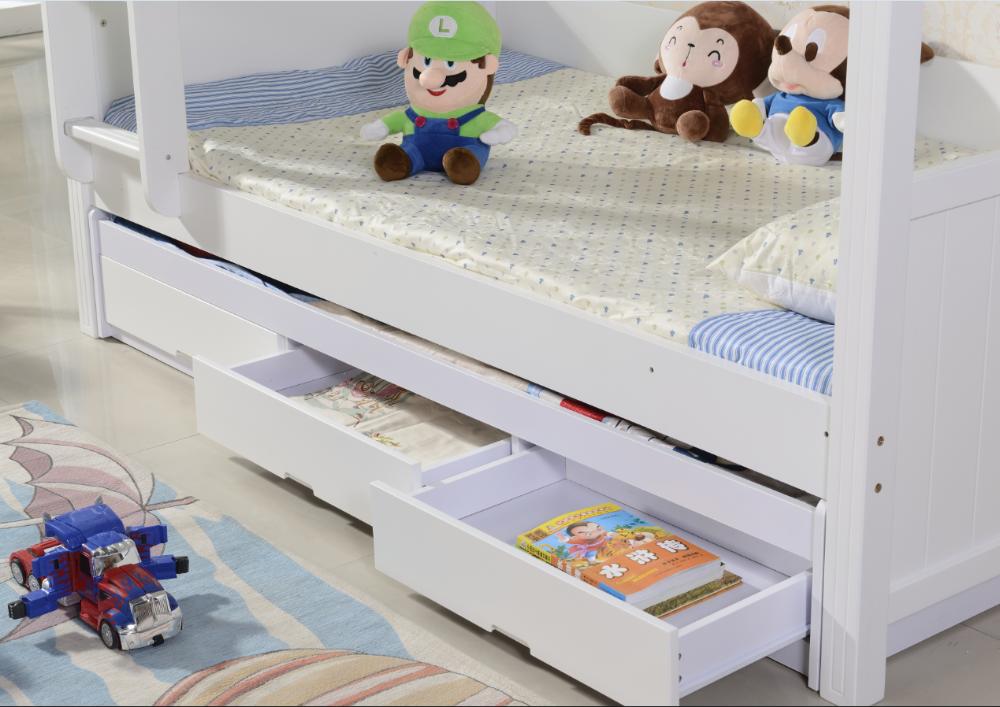 wit stapelbed 2016 goedkope dubbeldekker voor woonkamer meubels