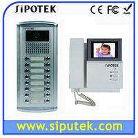 Dect Intercom,Dect Door Phone,Apartment Intercom Support 999 Units ...