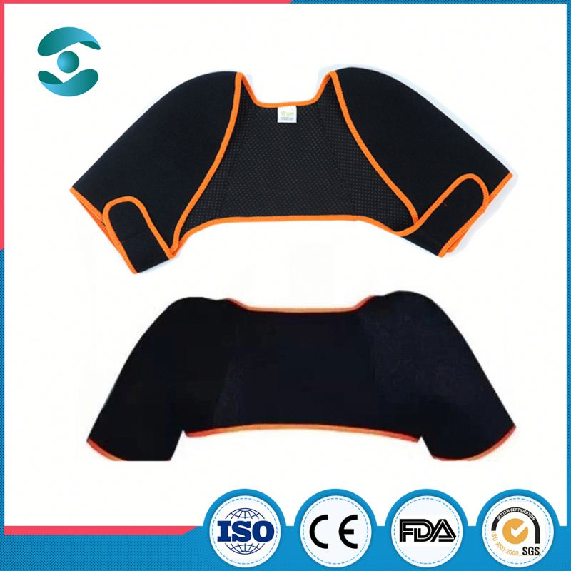 Heated Neck Shoulder Wrap Brace