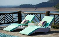 garden leisure furniture outdoor rattan lounge