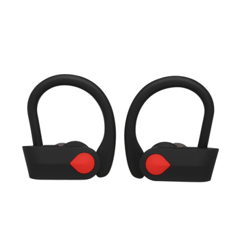 LY-20 head set promote wireless new sport bluetooth headphone,Hanging ear ipx4 in ear cheap bluetooth headphone 2018