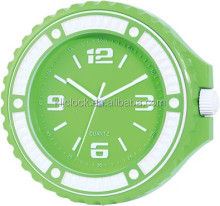 wholesale cheap plastic watch wall clocks designer roman numerals