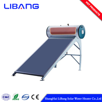 concentrator water heater 1000 liter split pressurized coating solar collector