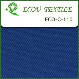COTTON TWILL WITH ELASTAN
