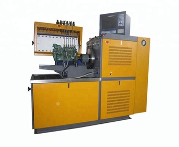 Diesel fuel injector test bench common rail on factory sale