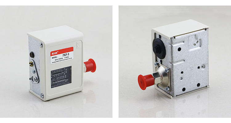 RIH Hot Sell Danfos Type Water Pump Auto Switch RKP35/KP1/KP2/KP5 Pressure Control Switch