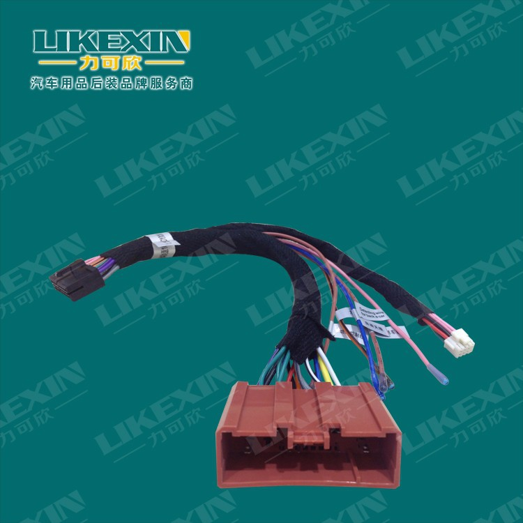 Automotive Navigation&Gsp System Customized Wire Harness&Cable Assembly