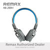 Wholesale Remax Colorful Outdoor Mobile Phone Accessories Sport Stereo Wireless Bluetooth Headphone
