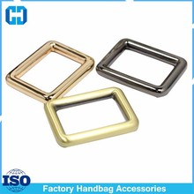 Rect-angle Alloy D Ring Hook Buckles Belt Buckle Sewing Hook Clips