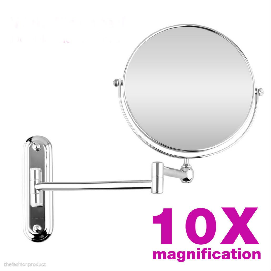 Extendable Magnifying Mirror