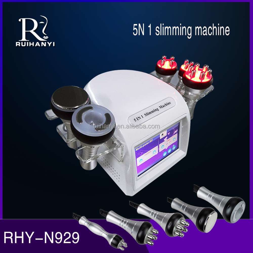 most popular 40k cavitation machine price weight loss machine