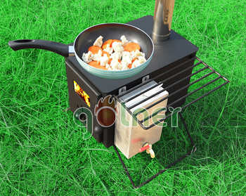 Outdoor Army Camping Stove Modern Fireplace Designs Smokeless Wood