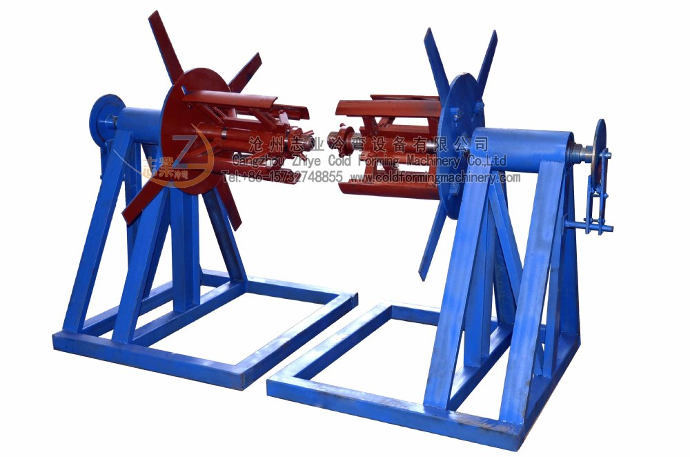 Color Steel Roofing Tile Double Layer Roll Forming Machines