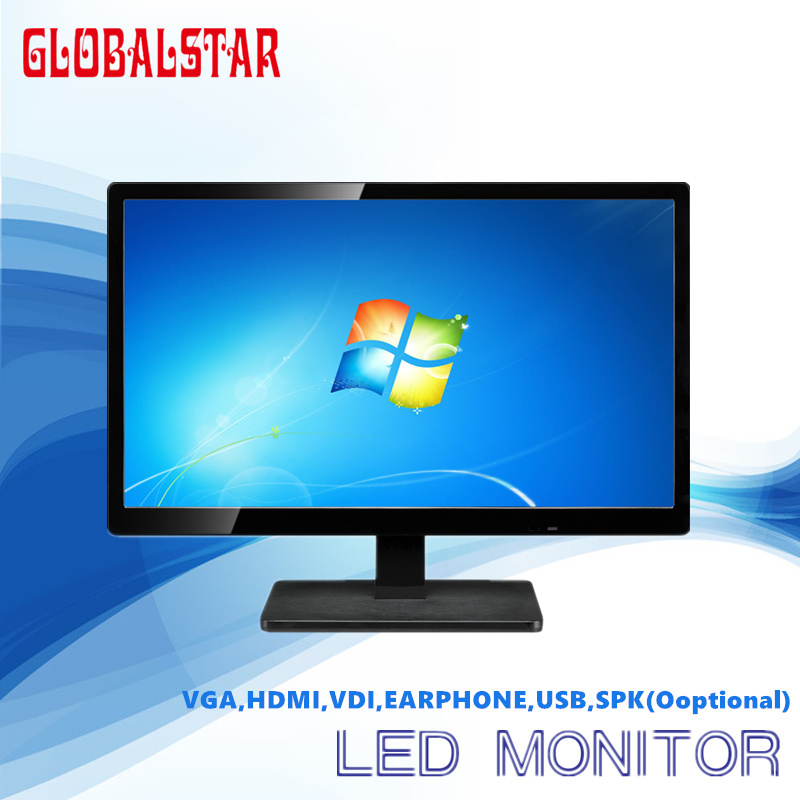 21.5 inch LCD computer minitor PC monitor