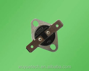 KSD 301 trance thermostat UL VDE CQC certifications