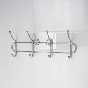 Factory Directly High Quality Kitchen Towel Hook Self Adhesive Stainless Steel